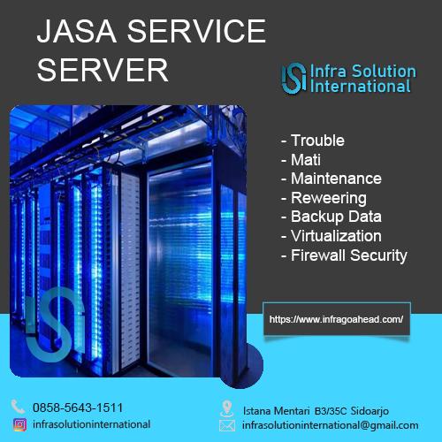 Service Server Palangkaraya Enterprise