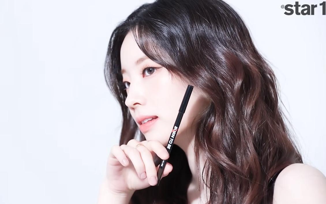 진짜 예쁘게 화장품 광고 찍는 사나 다현 - 꾸르