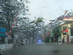 Banjir Menghantam Jalan Lumimuut dan Perumahan Bumi Kilu Permai Manado