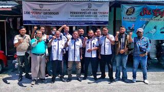 WORKSHOP JURNALISTIK,  IPJT Grobogan Di Hotel Kyriad Grand Master Purwodadi