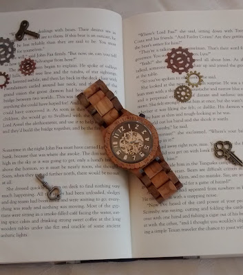 JORD watch and book