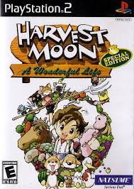 Harvest Moon A Wonderful Life Special Edition PS2 Torrent