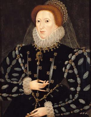 Queen Elizabeth I was a man