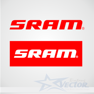 SRAM Logo vector cdr Download