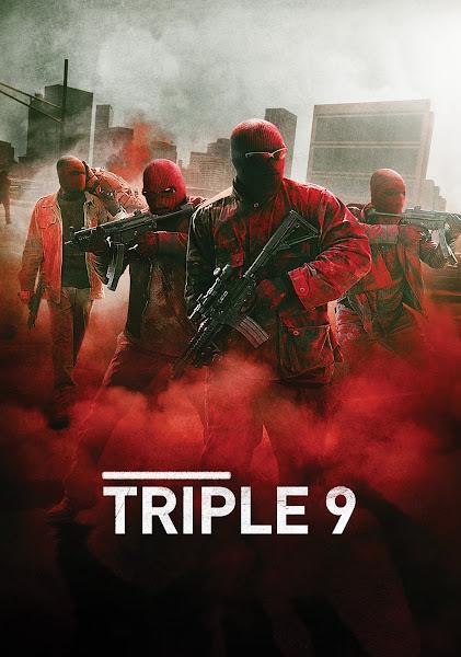 Triple 9 (2016) Dual Audio Hindi Dubbed 720p BluRay