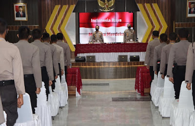 Wakapolda Aceh Buka Pelatihan Tracer Covid-19 Untuk Personel Polda Aceh Dan Komunitas Masyarakat