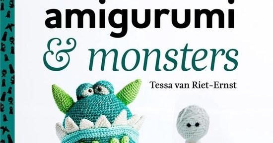 Amigurumi Monsters Tessa Van Riet : CuteDutch: Amigurumi & monsters