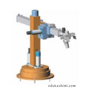 Robot silinder