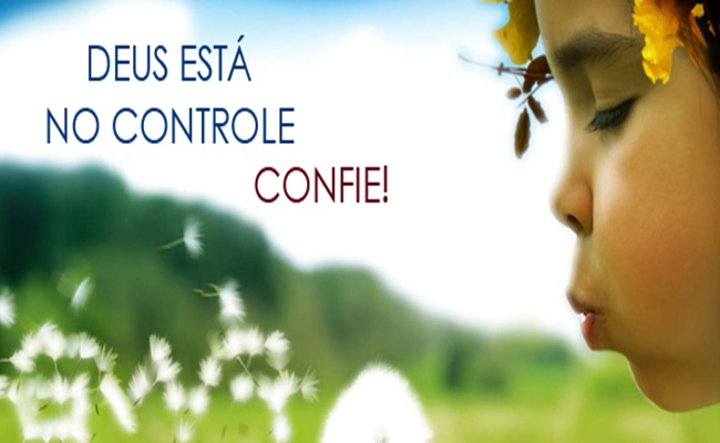 Deus Esta no Controle