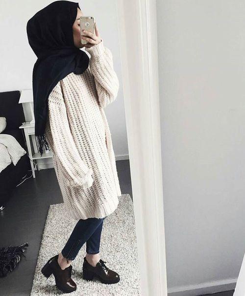 25 Trend Fashion Hijab Masa Kini Terbaru 2017