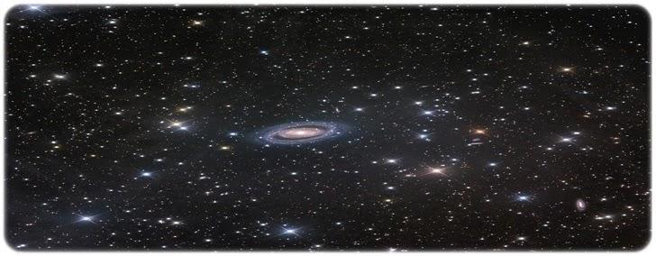 En Göz Alıcı Spiral Galaksilerden Biri: NGC 7098