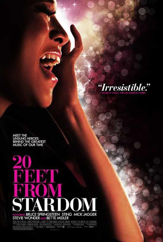 مشاهدة فيلم Twenty Feet from Stardom 2013 مترجم