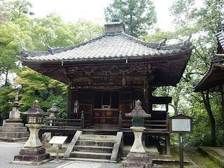 石山寺毘沙門堂