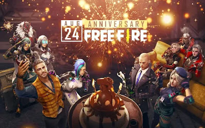 Garena Free Fire Apk 1.39.0 Android