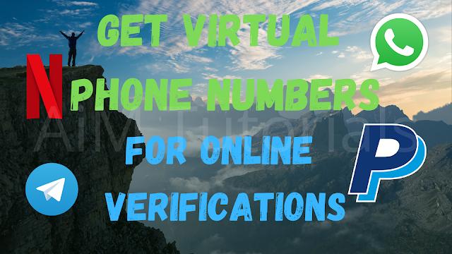 free virtual phone numbers