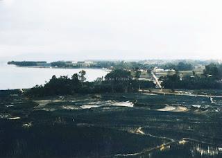 sawah dan danau toba