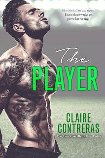 Resultado de imagem para The Player - Claire Contreras