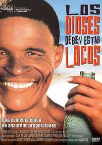 Los Dioses Deben Estar Locos 1 (1980) Online latino hd