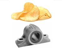 Potato Chip Fryer Bearing