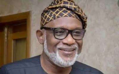 ISWAP Is Already In Nigeria – Gov. Akeredolu