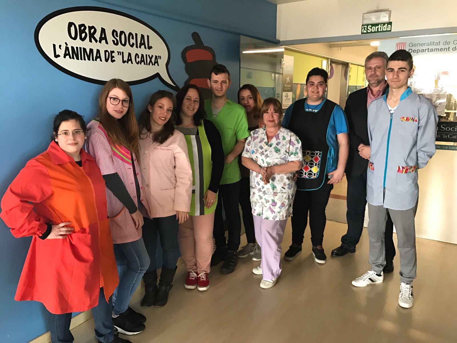 Aula Hospitalaria Dr. Antoni Cambrodi Lleida: febrero 2017