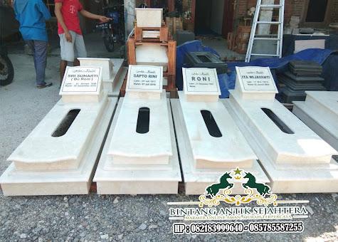 Kijing Makam Marmer | Kijing Makam Nisan Marmer | Makam Marmer Tulungagung