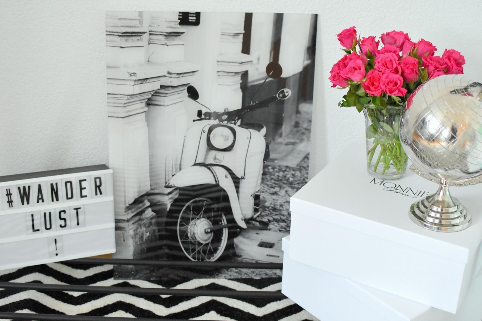 Home Story: New Dressing Room Decoration | Melina Alt