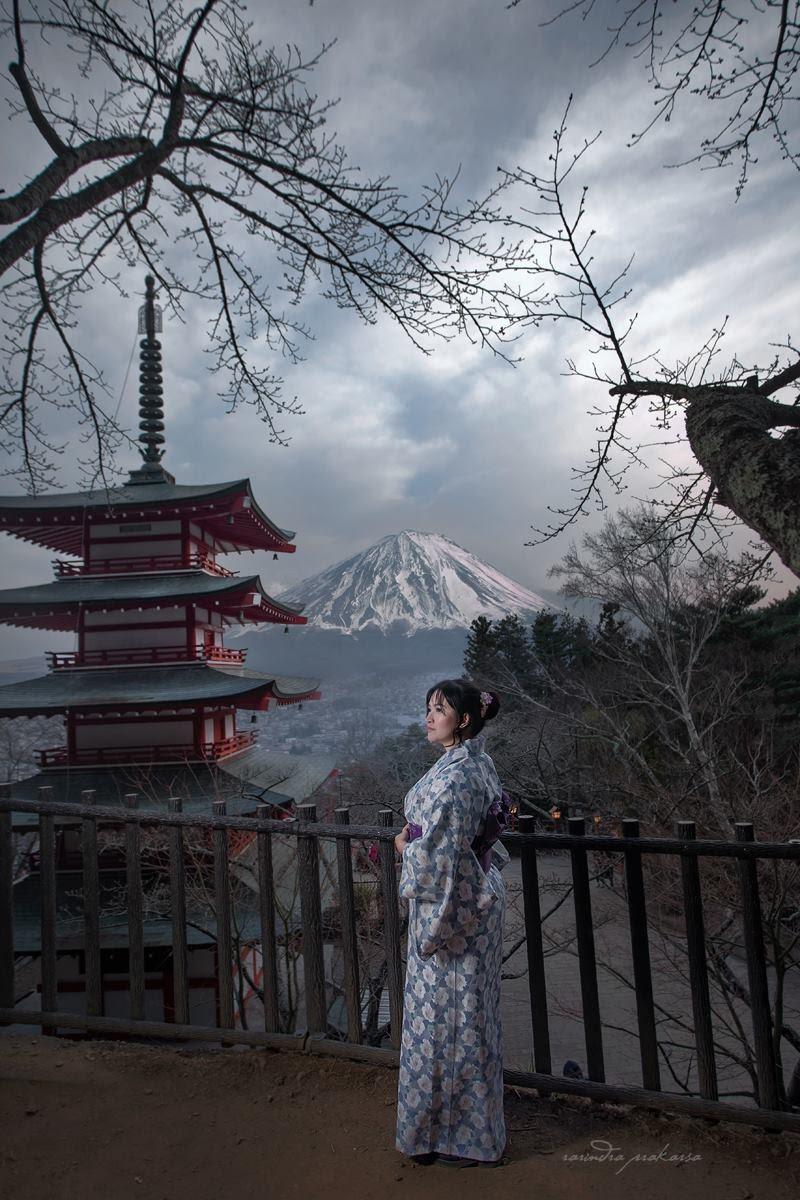 Japan x Rarindra Prakarsa | Phantasm