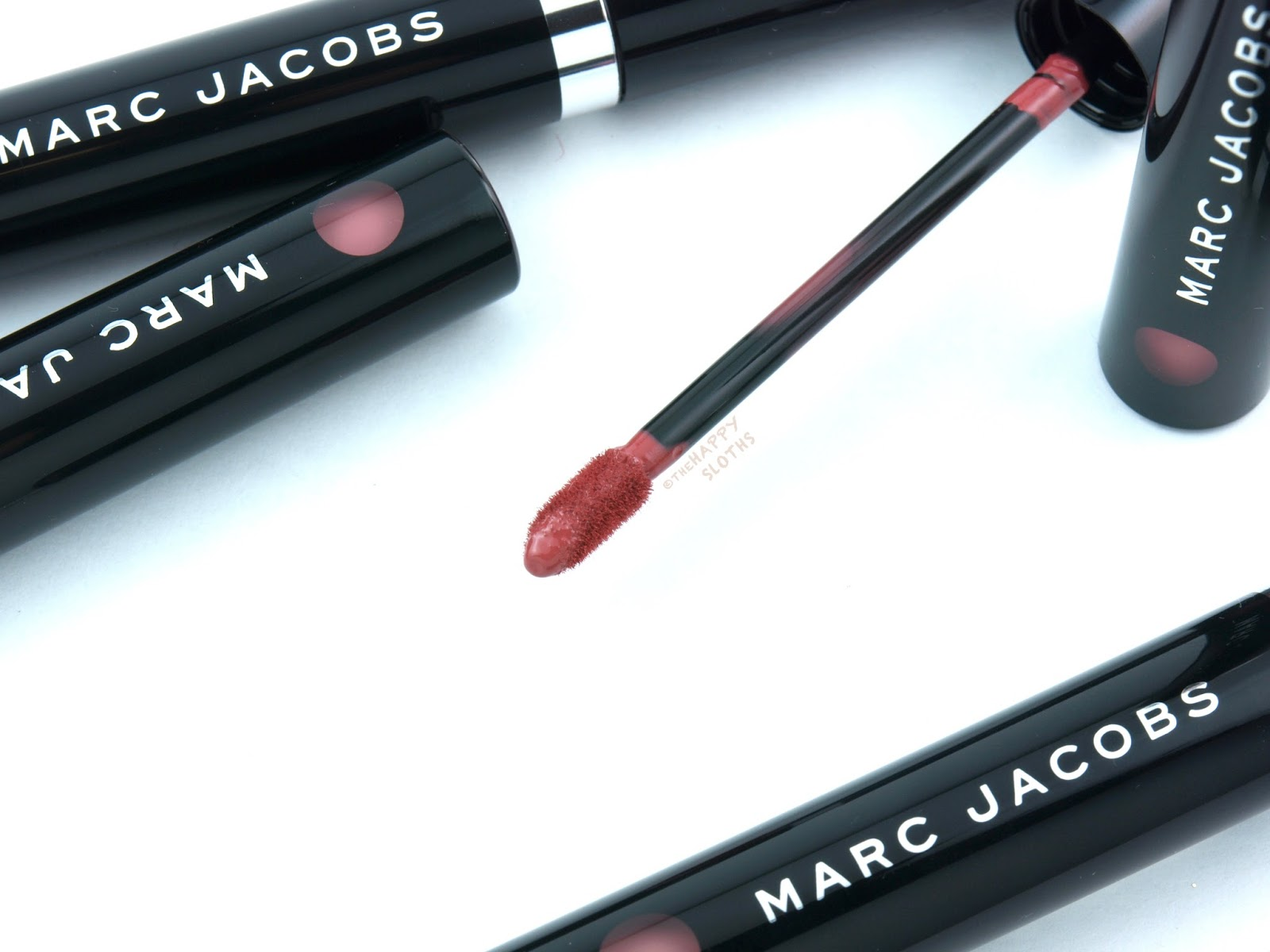 Marc Jacobs Le Marc Liquid Lip Creme: Review and Swatches