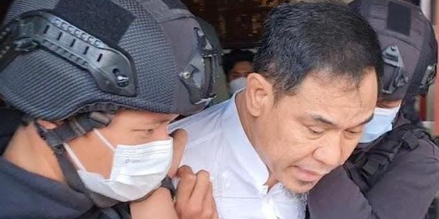 Soal Munarman Susah Dijenguk, Polri: Kasus Terorisme Berbeda Dengan Pidana Biasa