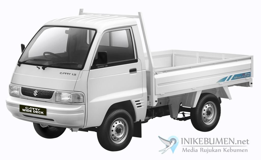 Suzuki Carry Pick Up, Mobil Niaga Ikonik dengan Biaya Perawatan Ringan dan Terjangkau