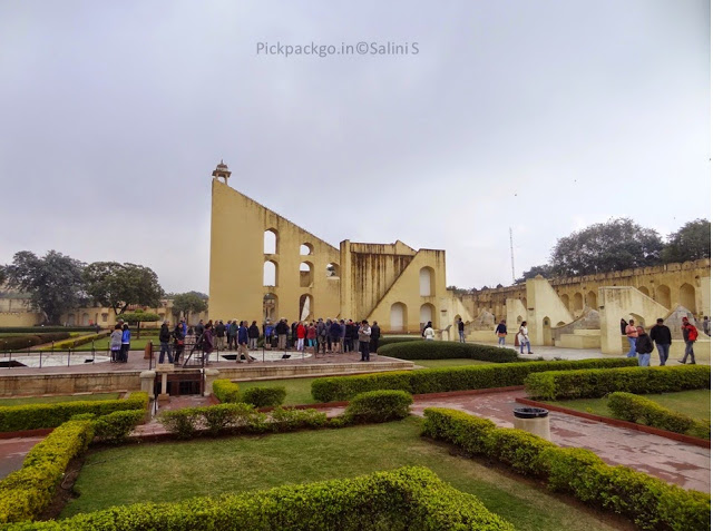 UNESCO World Heritage Sites, Jantar Mantar Jaipur