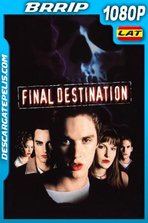 Destino Final (2000) 1080P BRRIP Latino – Ingles