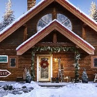 GFG Mountain House Christmas Escape