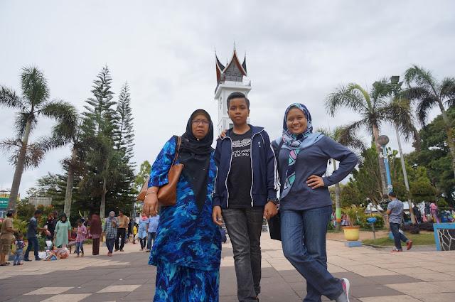 Percutian ke Padang, Indonesia [Part 3]
