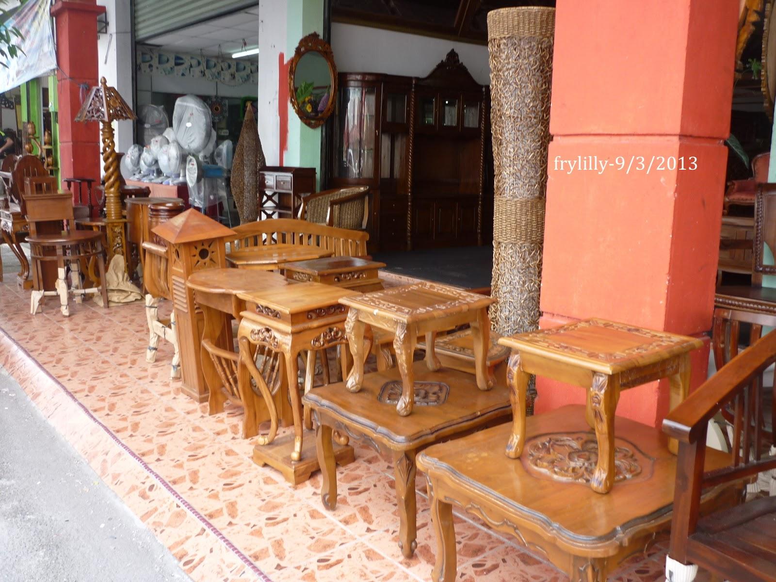 Kedai Perabot Di Nilai Desainrumahid