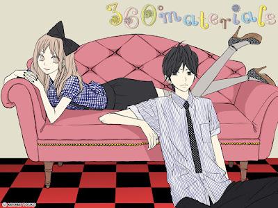 360° Material de Minami Touko