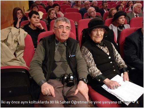 80 Yaşında ilk köy enstitülü bayan öğretmen