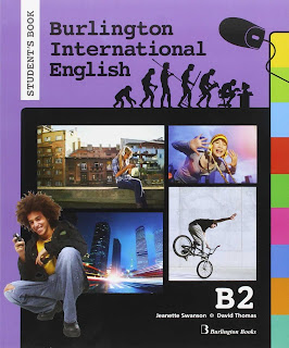 Libro Inglés International English B2 Students Book Burlington Books