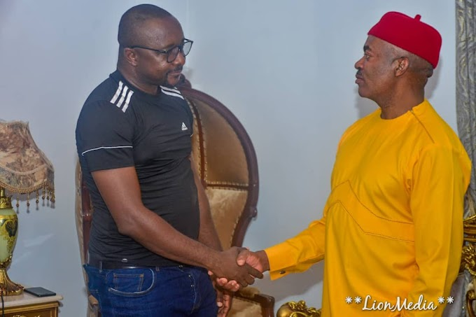 Anambra Young Billionaires In Enugu Host Dr Maduka And Team