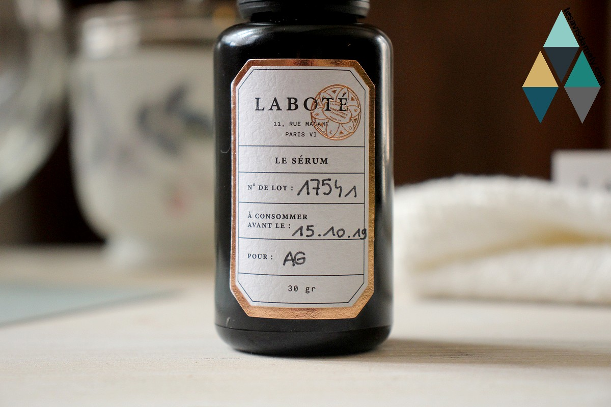 revue beauté Laboté sérum hydratant purifiant