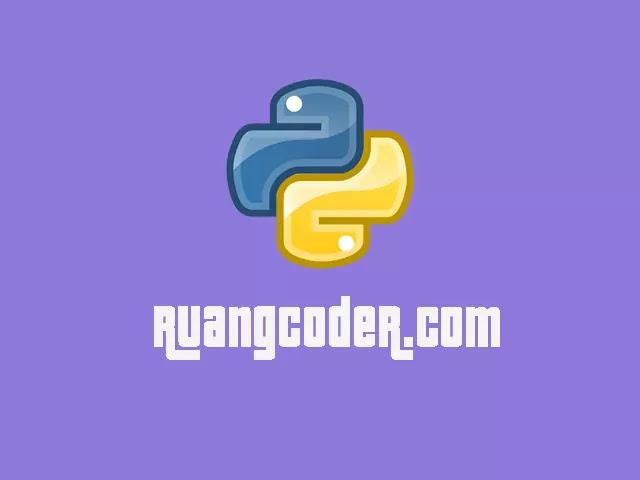 Bahasa Pemrograman Python - Pengertian, Sejarah dan Keunggulan