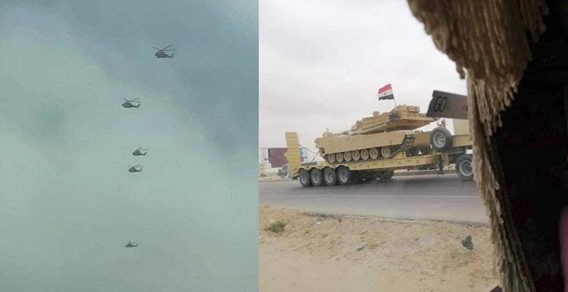 Στη-Λιβύη-Υπέρ-του-Χαφτάρ-Αιγυπτιακός-Στρατός-και-Αεροπορία-1