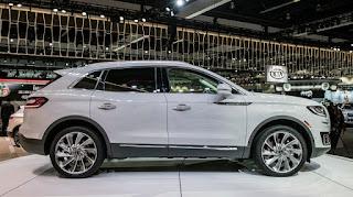 2019 Lincoln Nautilus SUV est le remplacement MKX
