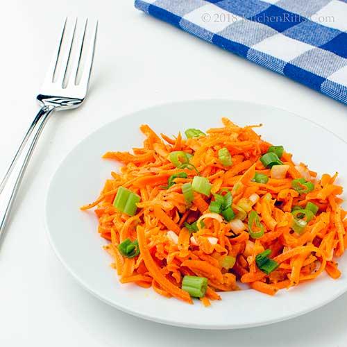 Carrot Slaw