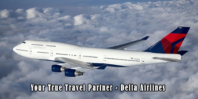 Your True Travel Partner - Delta Airlines