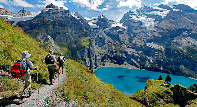 Pegunungan Via Alpina