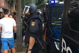 اعتقال مغربي باسبانيا بتهمة زرع الماريجوانا بمنزل