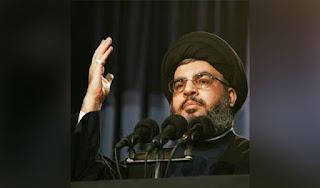 حملة اعلامية شرسة يقوم بها ذيول الأعلام البعثي و الداعشي ضد  السيد حسن نصر الله لتشويه صورته !