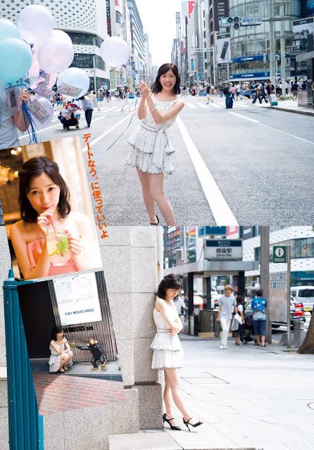 AKB Watanabe Mayu Gravure FLASH 008